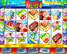 Beach Life Slot Main Screenshot