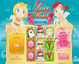 Play Love Match Scratch Cards at Casino.com